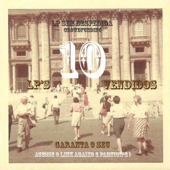10 LP's Vendidos!