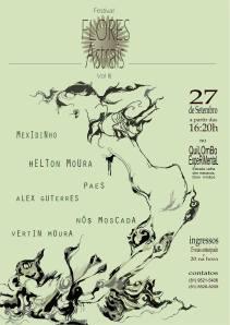 Festival Flores Astrais Vol.III